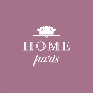 Homeparts.at Logo