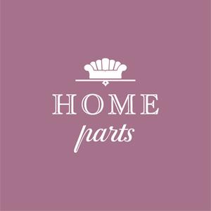 Homeparts.at Logo